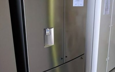 Westinghouse WHE6060SA-D French Door Fridge $1495