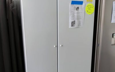 Westinghouse WSE6200WA Fridge. $799