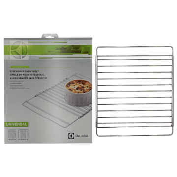 Adjustable Oven Rack. Fits virtually any oven.