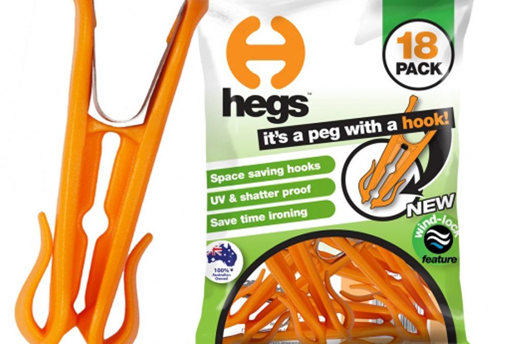 Hegs Pegs