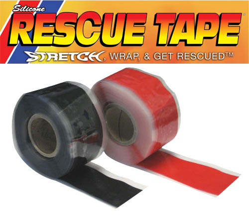 T031B Universal Repair Self-Fusing Silicone Rescue Tape