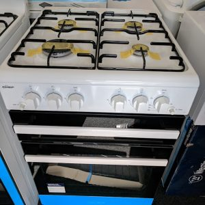Chef CFG503WBLP Gas Upright Stove. Doug Smith Spares Gold Coast Jan19