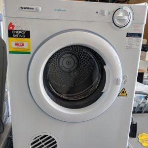 Simpson SDV401 Clothes Dryer. Doug Smith Spares Gold Coast Dec18