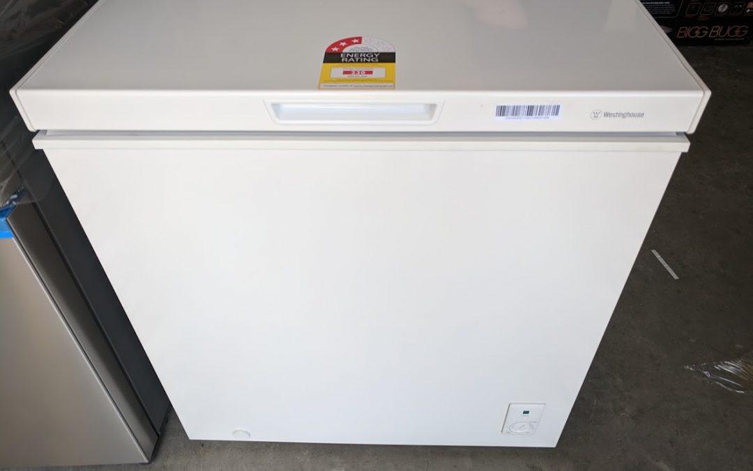 Westinghouse WCM1400WD Chest Freezer – $235 Gold Coast
