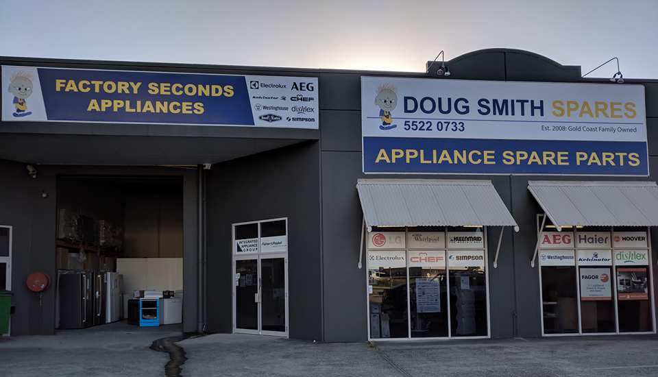 Appliance Spare Parts Burleigh Heads, Gold Coast - Doug