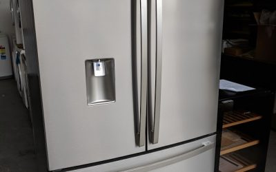 Westinghouse WHE6060SA-D French Door Fridge $1698 Gold Coast