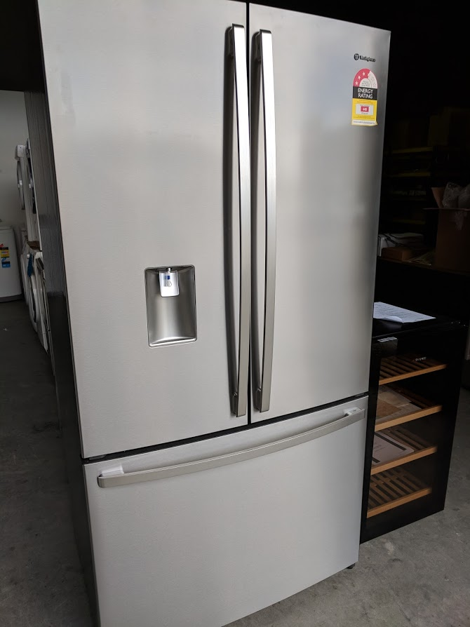 Westinghouse WHE6060SA-D French Door Fridge Doug Smith Spares
