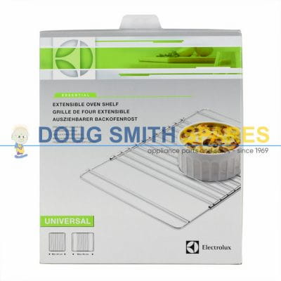 ACC067 Universal Adjustable Oven Shelf Rack Box