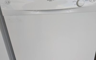**** Sold **** Dishlex DSF6106W Dishwasher – $388