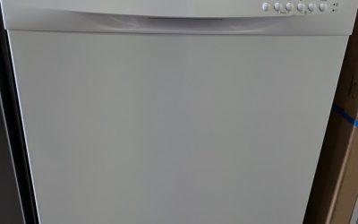 *** Sold *** Dishlex DSF6206W Dishwasher – $468