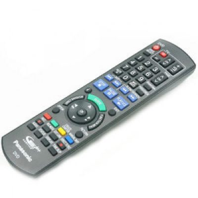 Panasonic Blu-Ray recorder Remote Control N2QAYB000979