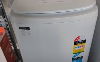 Simpson SWT6541 Washing Machine. $448.