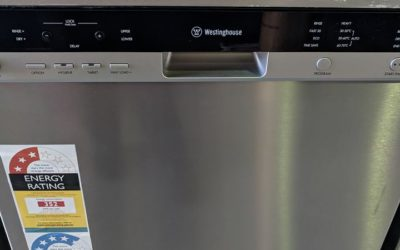 Westinghouse WSF6608X Dishwasher. $575