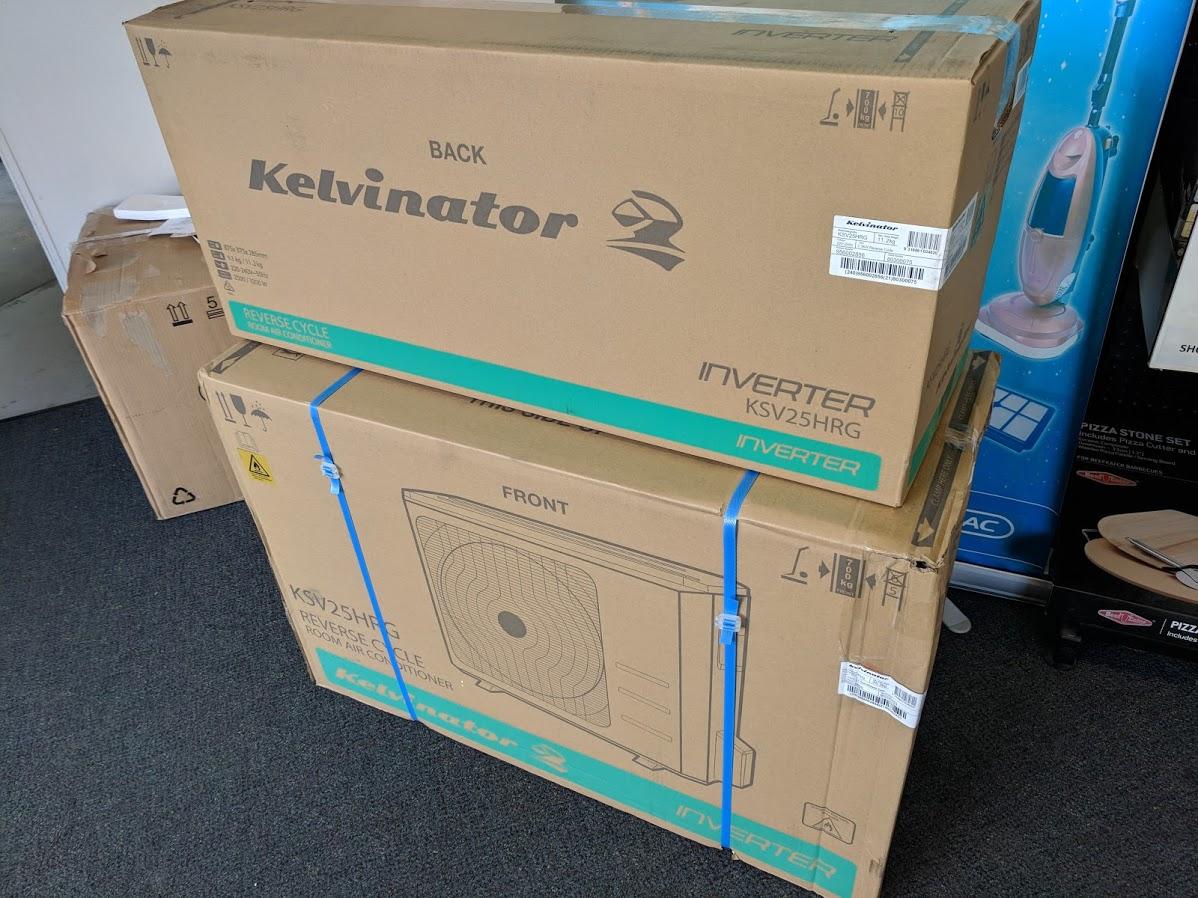 Kelvinator KSV25HRG Air Conditioner split system