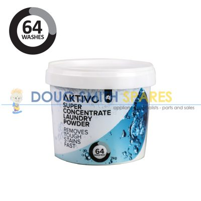 LD2KG Super Concentrate Laundry Powder 2kg Aktivo doug smith spares