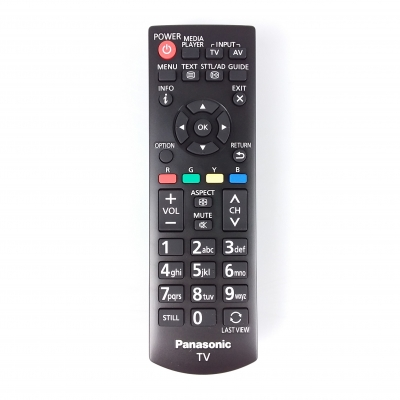 N2QAYB000818 Panasonic TV Remote Control
