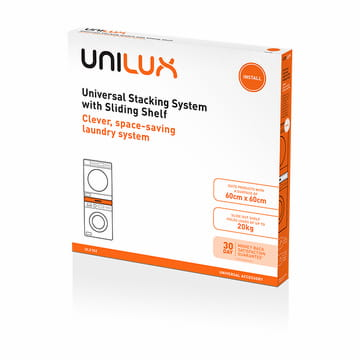 ULX102 Universal Dryer & Washer Stacking Kit