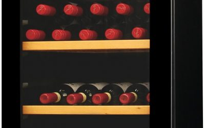 * Vintec V30SGMEBK Wine Cooler – $525 gold coast