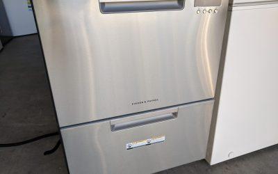 Fisher and Paykel DD60DAX9 Dishdrawer Dishwasher – $1135