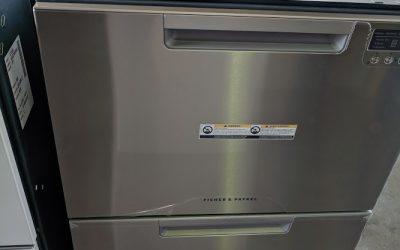 Fisher and Paykel DD60DCX9 Dishdrawer Dishwasher  – $1135 Gold Coast