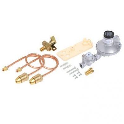 Adjustable Regulator Dual Stage Manual Change Over 500Mj 6060546 - Doug Smith Spares