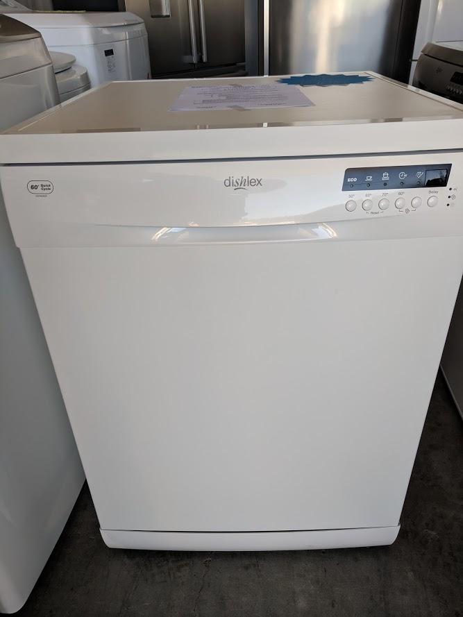 Dishlex DSF6106W Dishwasher oct 18 Doug Smith Spares