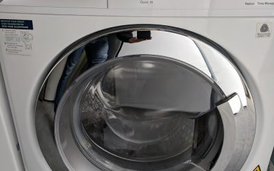 *** Sold *** Electrolux EWW12753 Front Load Washer-Dryer – $798