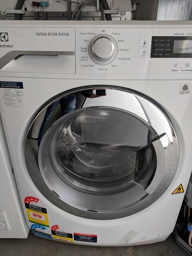 Electrolux EWW12753 Washer-Dryer Doug Smith Spares