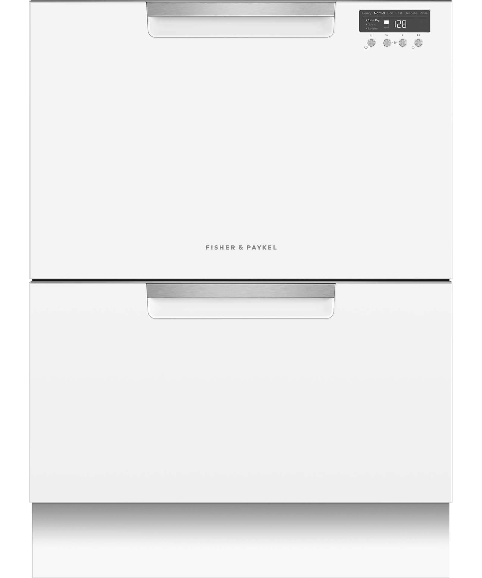 Fisher and Paykel DD60DCW9 Dishdrawer Dishwasher under $1000. Doug Smith Spares