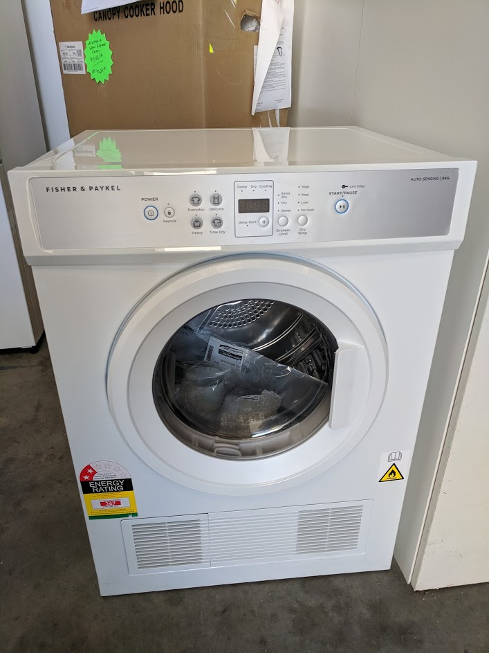 Fisher and Paykel DE6060M1 Dryer Doug Smith Spares