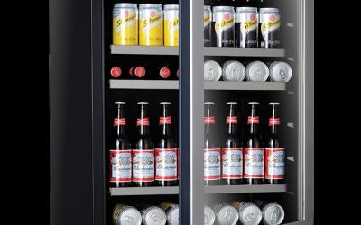 *** Sold *** Vintec V40BVCS3 100 Beer Bottle Beverage Centre – $1188
