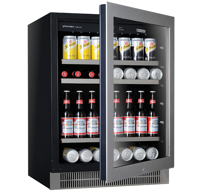 * Vintec V40BVCS3 100 Beer Bottle Beverage Centre – $1188 Granville