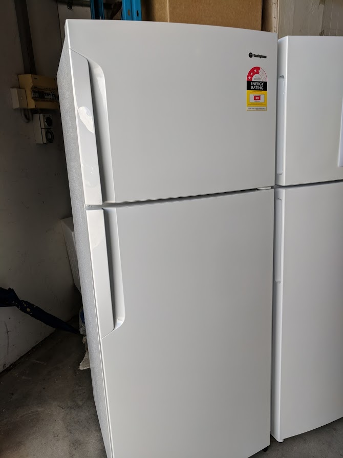 Westinghouse WTB4600WA-R Fridge Doug Smith Spares