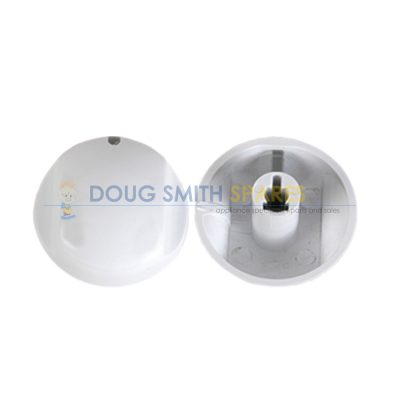 0019007865 Westinghouse Cooktop White Control Knob
