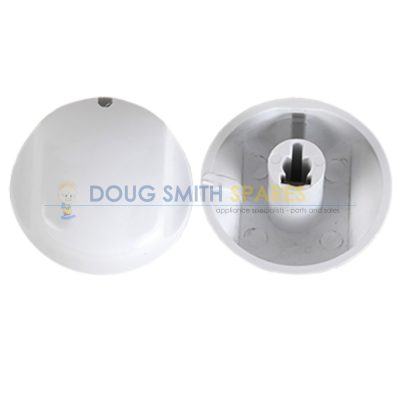 0019007871 Westinghouse Cooktop White Control Knob