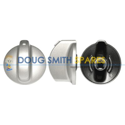 0019008096 Westinghouse Oven Stainless Control Knob