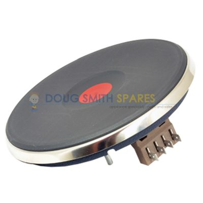 0122004564 Chef Cooktop Solid Hotplate Element (2000W)