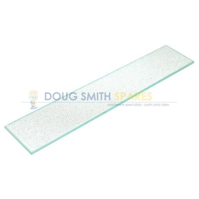 02000776 Omega Rangehood Glass Light Diffuser Cover