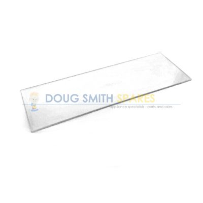 02000887 Omega Rangehood Top Glass Panel Cover (496 x 160mm)