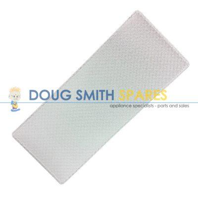 08087644 Smeg Rangehood Aluminium Grease Filter (420 x 175mm)