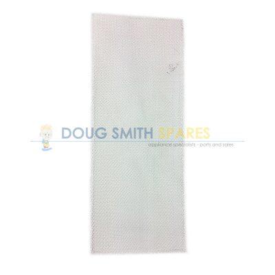 10801308700 Blanco Rangehood Aluminium Grease Filter (410 x 163mm)