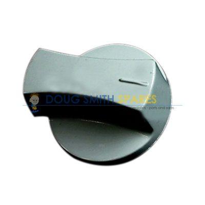 12171100000617 Euro Oven White Control Knob