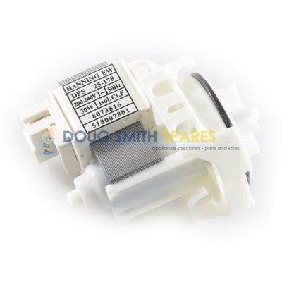 227950 Asko Dishwasher Drain Pump (50Hz)