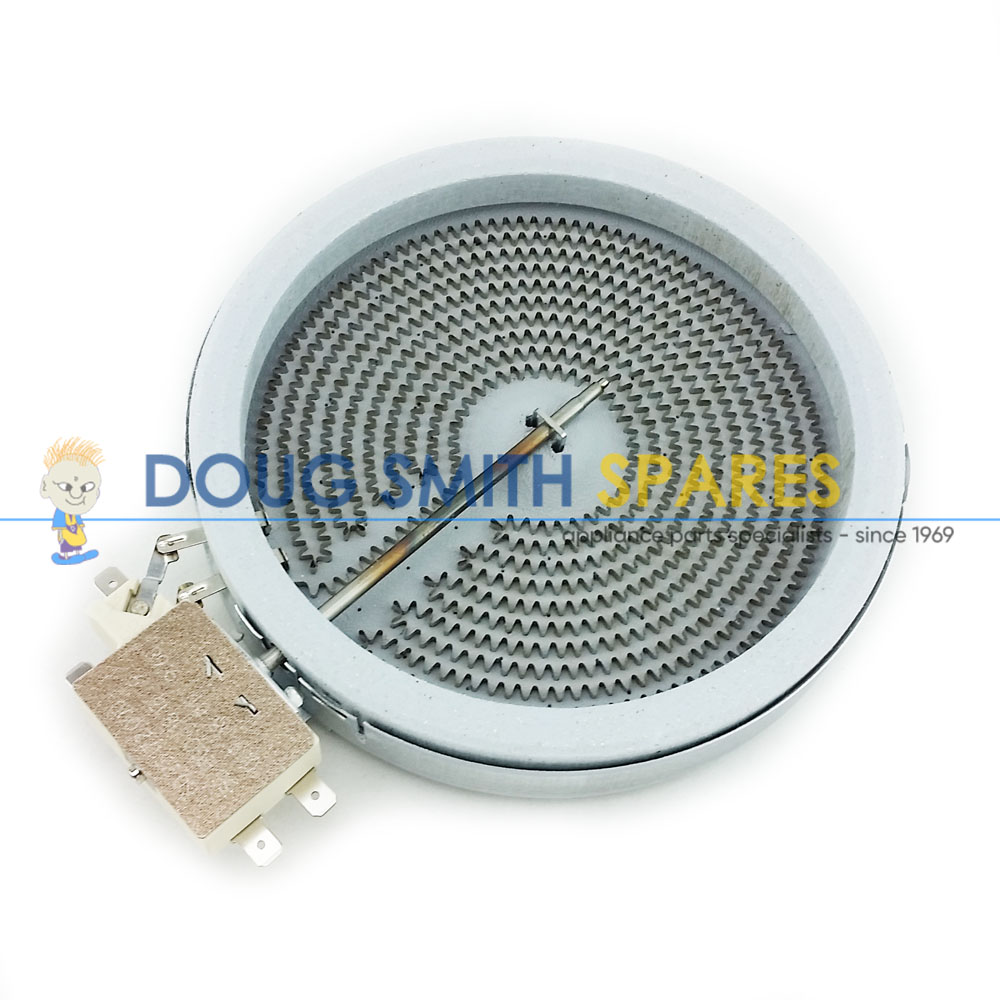 374063522 Electrolux Cooktop Ceramic Hotplate Element