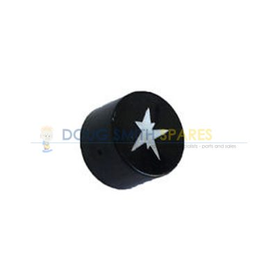 450920124 Euromaid Oven Black Igniter Button