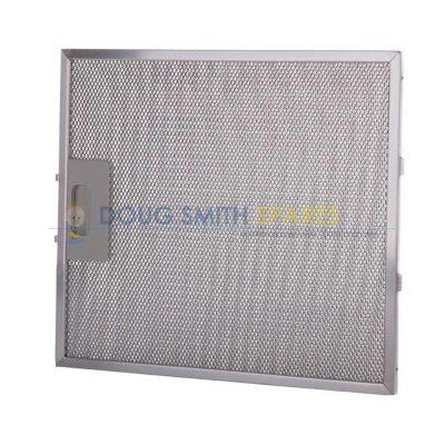 480122102168 Whirlpool Rangehood Aluminium Grease Filter (305 x 267mm)
