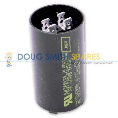 482156 Whirlpool Washing Machine Motor Start 189-227uF Run Capacitor