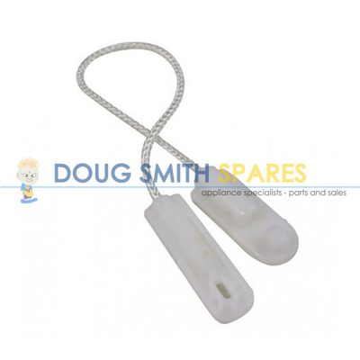 4933ED3002A LG Dishwasher Hinge Rope (White Ends)