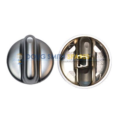 530884 Fisher Paykel Cooktop Satin Chrome Control Knob