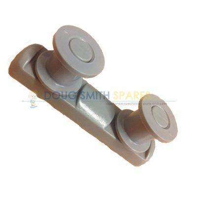 672030140002 Omega Dishwasher Guide Rail Bracket & Rollers